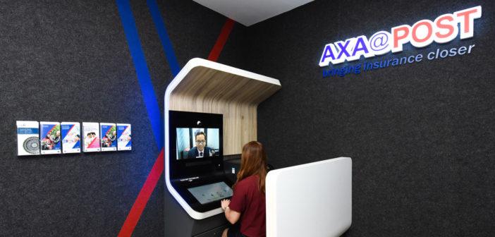 SingPost and AXA Insurance launch AXA@POST Virtual Assist