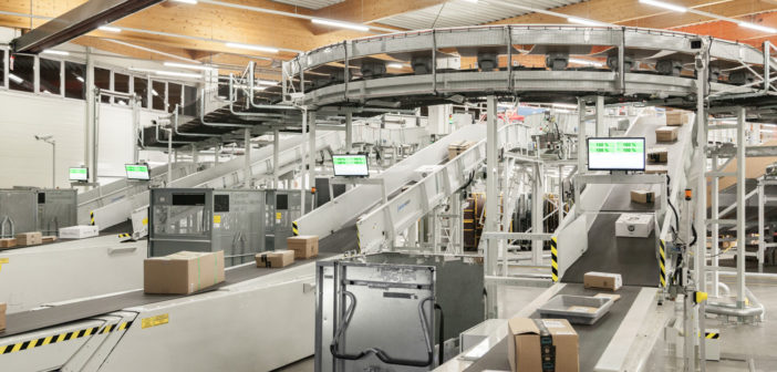 Beumer Group sorter introduces industry-first features at POST-EXPO 2018