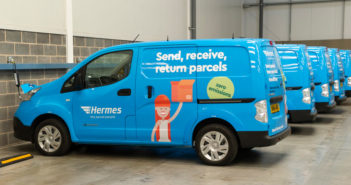 "Hermes expands electric vehicle fleet with 100% renewable fuel HGVs Hermes has expanded its fleet of electric vehicles with the largest ever initial order of compressed natural gas (CNG) vehicles in the UK, and is also the first parcel carrier to order a fleet of HGV tractor units running on 100% renewable bio methane. Hermes is also introducing 32-strong fleet of 100% electric vans to service the Central London area inside the low emission zone. The electric fleet will be housed at Gemini Park in Beckton, which will serve more than 100 delivery rounds inside the low emission zone. Hermes delivers on average 6,500 parcels per day in the UK capital, rising to 11,000 per day during peak. The CNG for 30 new Iveco HGV tractor units will be supplied by CNG Fuels, the only UK supplier of Renewable Transport Fuel Obligation-approved bio methane. Each of these vehicles is expected to reduce the Hermes fleet's greenhouse gas emissions by more than 80% compared with a comparable diesel vehicle, resulting in a reduction of 4,500 tons of CO₂ across the 30 CNG vehicle fleet per year. The tractor units were introduced following a six-month trial and will be based at the Hermes Super hub in Rugby, which is near to the CNG refueling station. Hermes is working toward reducing CO₂ emissions by 50% by 2020. Martijn de Lange, CEO of Hermes UK, said, ""We're proud of our strides forward in sustainability as we become the first parcel carrier to invest in biofuels for our fleet. This, plus the additional investment in our electric vehicles, will not only support our clients in achieving their sustainability goals, but also ultimately benefit people across the UK as we all look to reduce our carbon footprint. ""As a parcel carrier delivering within Central London, we are committed to helping improve air quality in the capital and supporting London on its path to a zero-emission future, so we look forward to continuing to collaborate with Transport for London."""