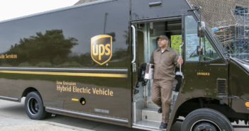 UPS/GreenBiz study identifies motivators and barriers to electric fleets