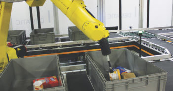 Drakes Supermarkets chooses Dematic's robotic picking system