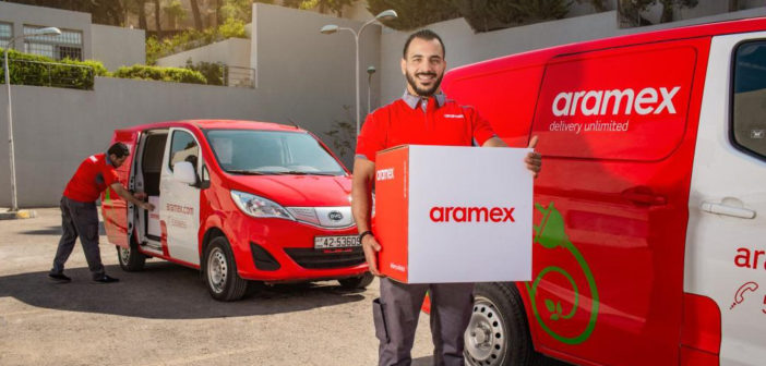 Aramex agrees electric van partnership with China's BYD