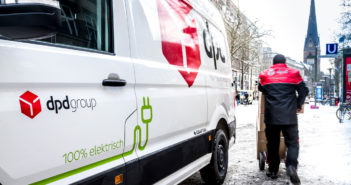 DPD Germany to electrify Hamburg delivery fleet