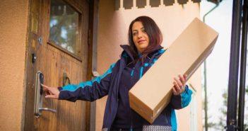 Amazon Key unlocks better customer delivery experience