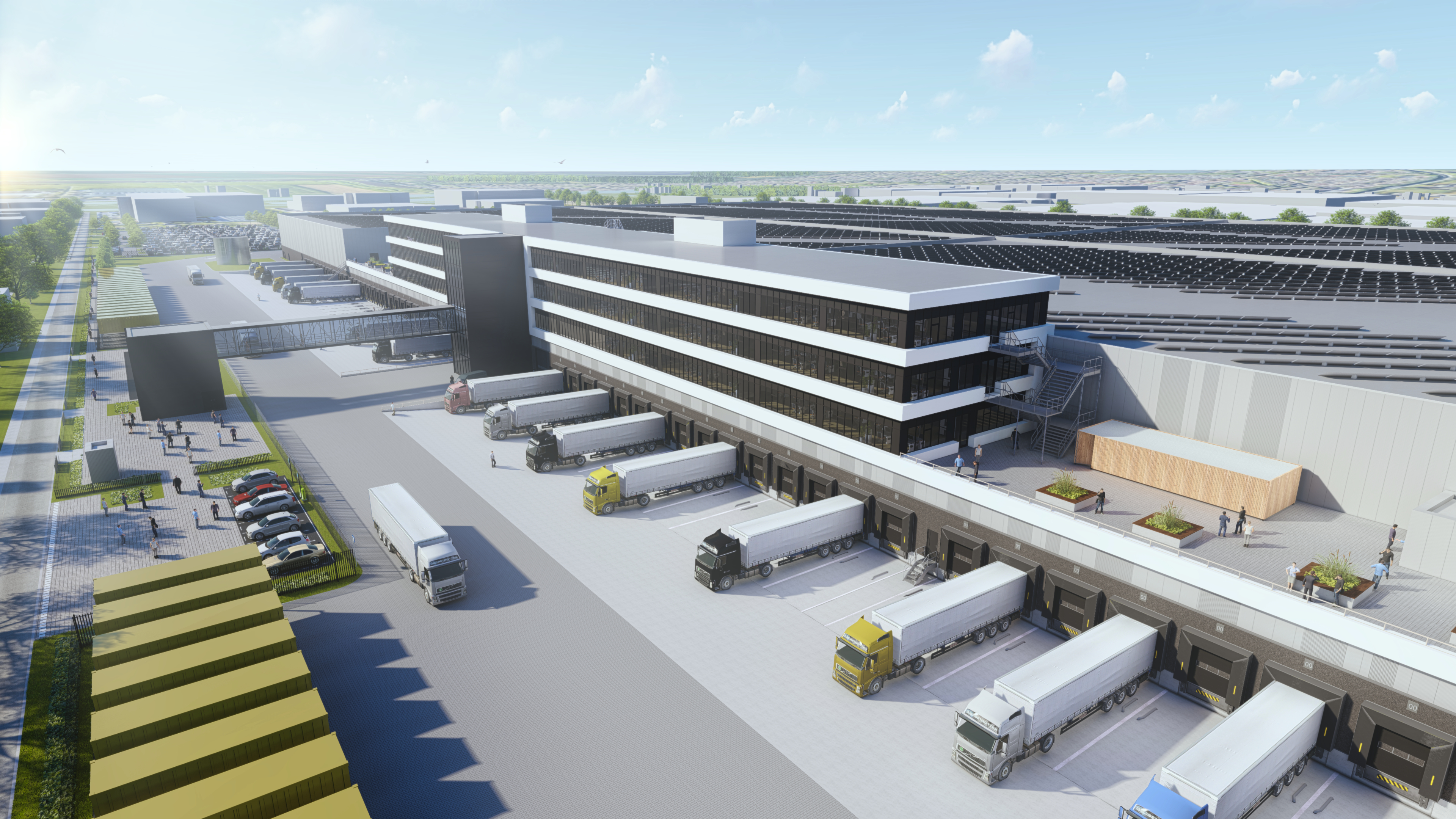 Zalando to build fulfillment center in the Netherlands