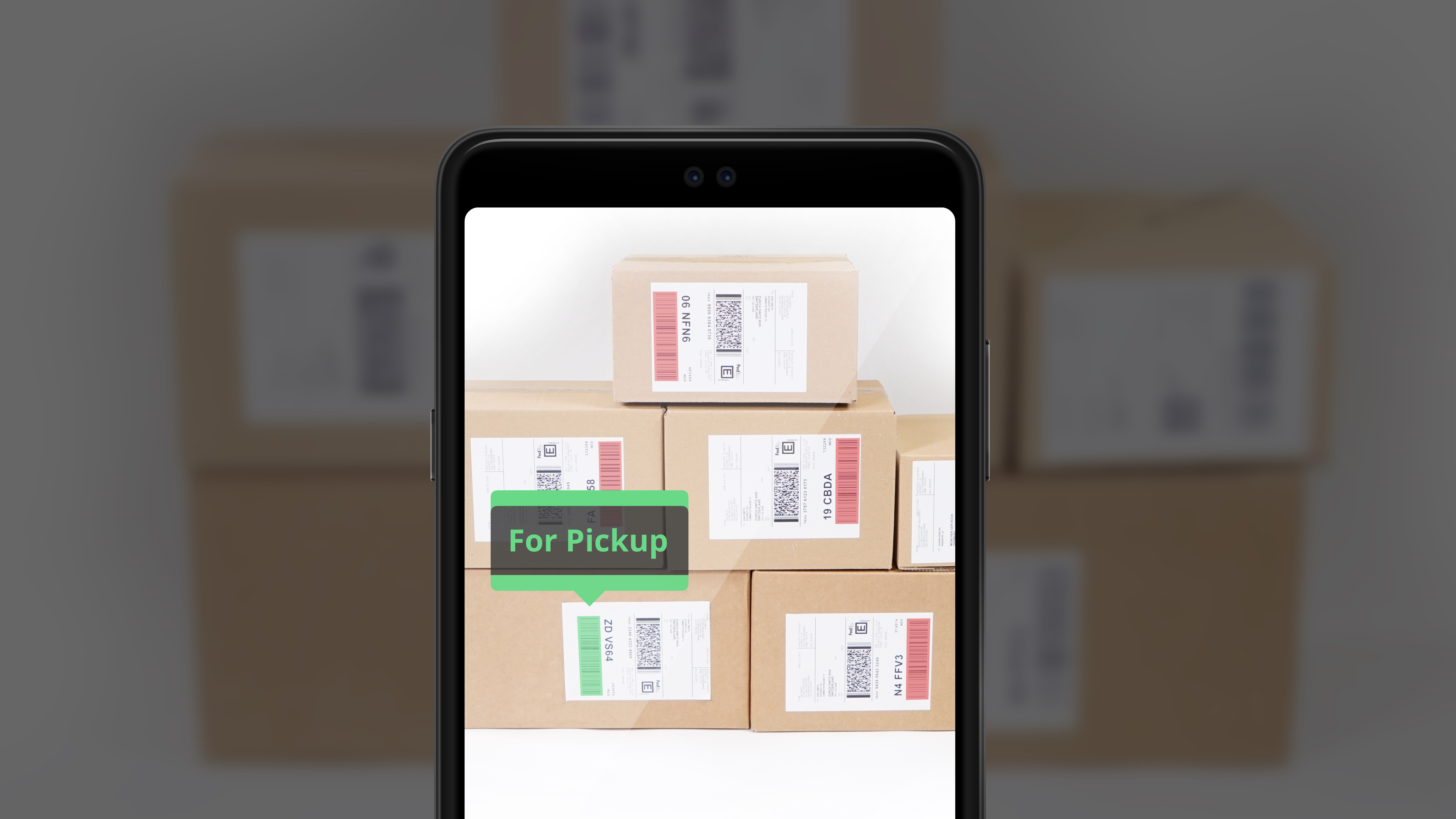 Hermes invests in smartphone barcode scanning technology