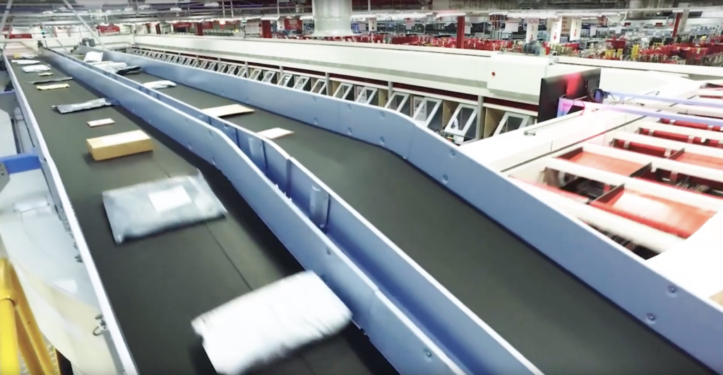 Royal Mail Rolls Out Advanced Technology To Speed Up Parcel Sorting In Its Bristol Mail Centre Parcel And Postal Technology International