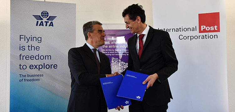 Resultado de imagen para IATA International Post Corporation (IPC)