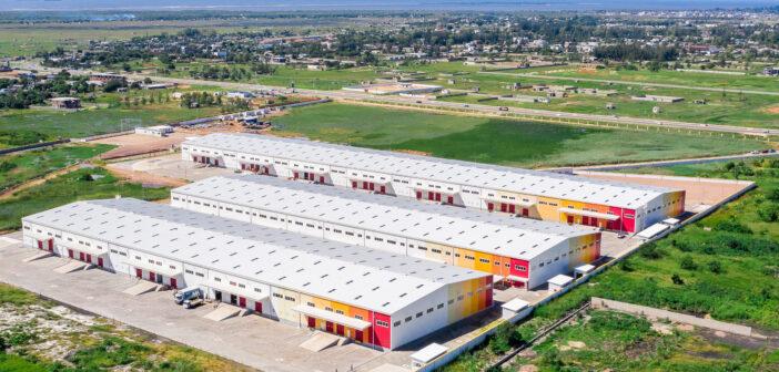 Agility opens logistics park in Mozambique