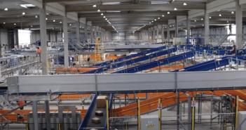 La Poste opens largest parcel center yet