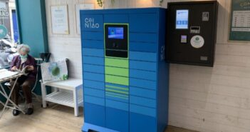 Lockers and same-day delivery powering omnichannel retail