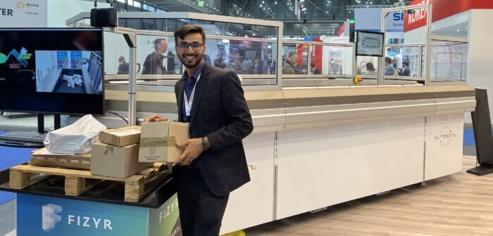 Parcel+Post Expo: Fizyr reveals latest developments in deep learning technology for automated picking robots